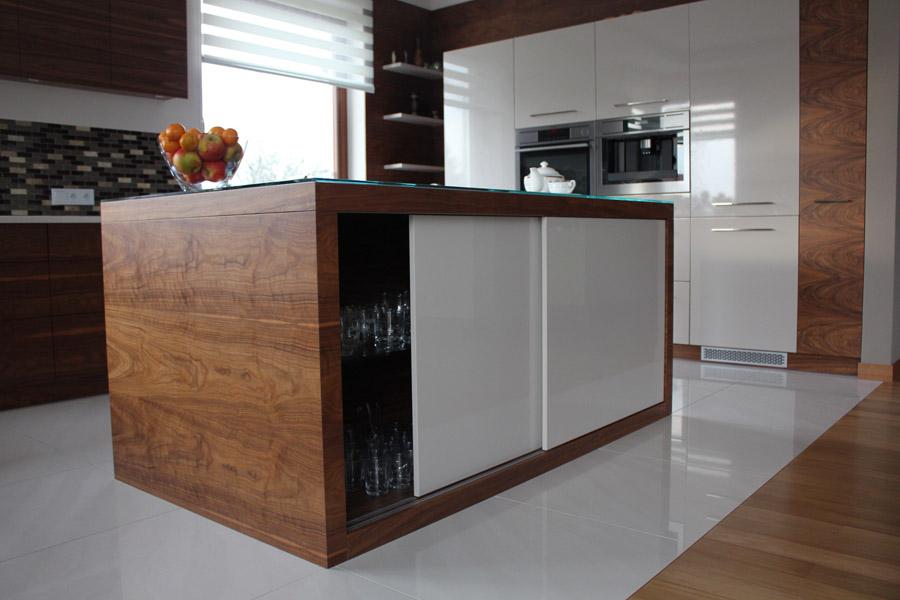 Decoration  Producent Drzwi i Mebli  meble kuchenne -> Kuchnia W Fornirze