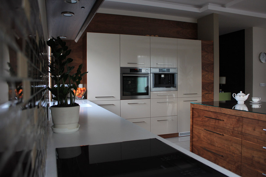 Decoration  Producent Drzwi i Mebli  meble kuchenne # Kuchnia Orzech Amerykanski Cena