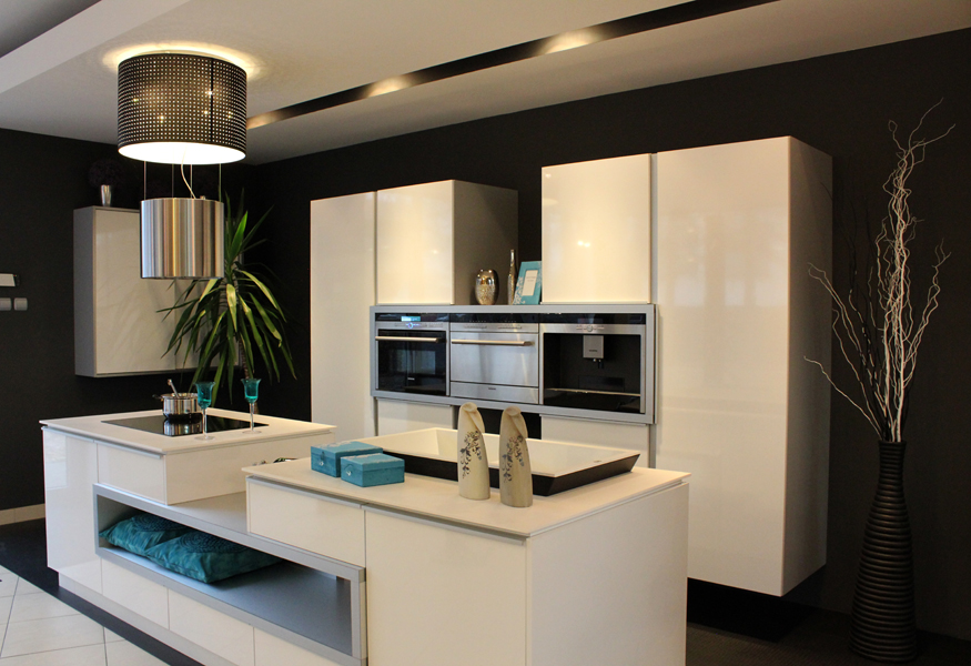 Decoration  Producent Drzwi i Mebli  meble kuchenne -> Kuchnia Z Wyspa Koszt